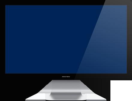 webhosting review scherm